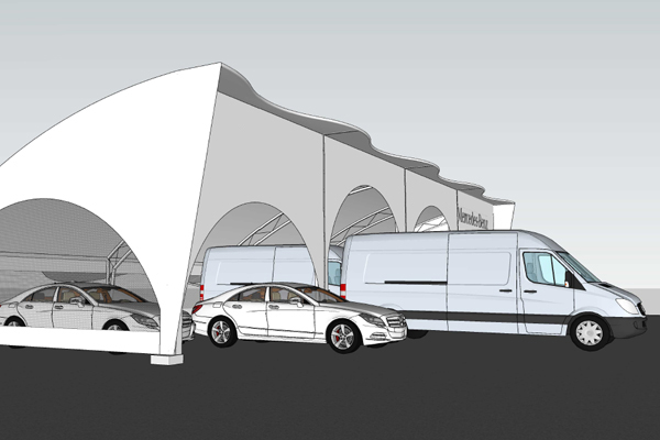 car canopies