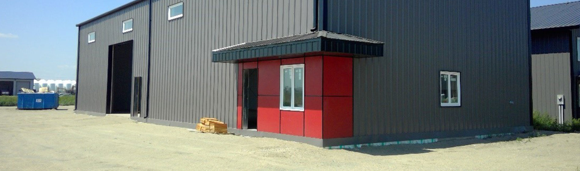 Engineered Fabric & Metal Buildings